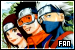 Kakashi, Obito, and Rin
