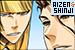 Aizen Sousuke and Hirako Shinji