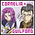 Cornelia and Guilford (Code Geass):