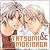 Morinaga Tetsuhiro and Tatsumi Souichi:
