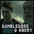 Albus Dumbledore and Harry Potter: