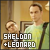 Sheldon Cooper and Leonard Hofstadter: