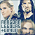 Aragorn, Legolas and Gimli: